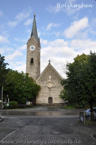 Holzkirchen - Kirchen Und Kapellen