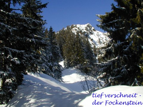bad wiessee, söllbachtal, auer alm, fockenstein, winter